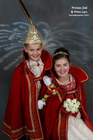 Prins Lars I en Prinses Zoë I